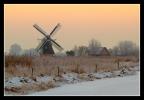 Winter - Noorddijkermolen