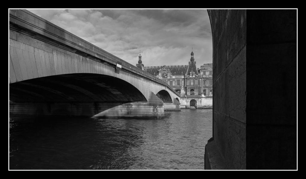 Parijs – B&W